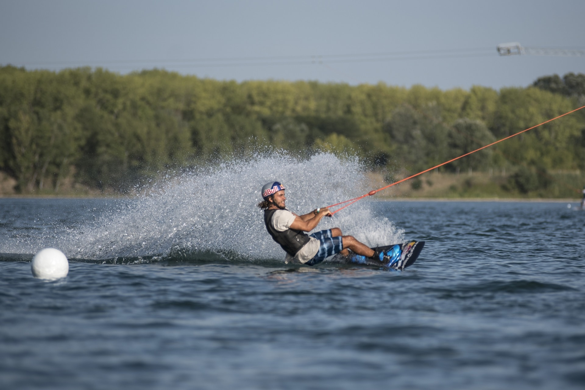 latest wakeboarding track in hungary