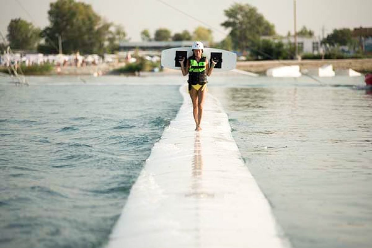 wakeboard úszójárda